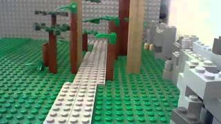 Lego horror stop motion
