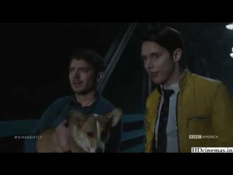 Dirk Gently Dog exchange