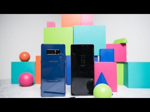 كل ماتود معرفته عن الهاتف Samsung Galaxy Note 8