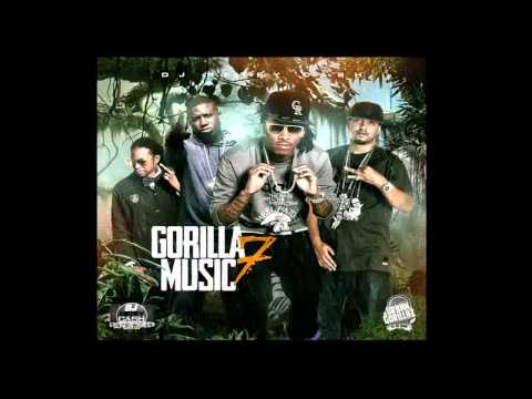 Major Lazer Ft. Tyga Bruno Mars & Mystic - Bubble Butt - Gorilla Music 7 Mixtape
