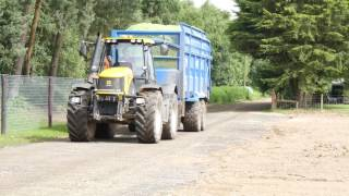 Suggitt Farm Services - Wholecrop Rye  2016