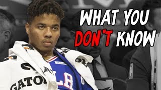 What The Media Won't Tell You About Markelle Fultz