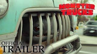 MONSTER TRUCKS | Official Trailer