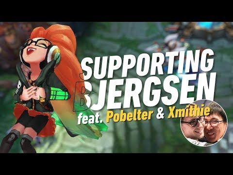 Doublelift - SUPPORTING BJERGSEN (feat. Pobelter & Xmithie)