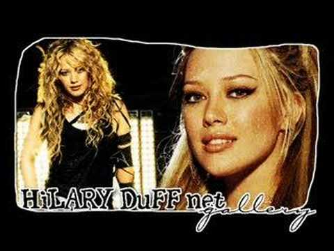 Hilary Duff - My Generation (The Who copy) !