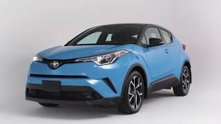 Toyota C-HR 2019 walkaround ( upcoming car in india 2019)