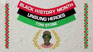 Toni Stone Shattered Baseball's Gender Line Black History Month Sports Illustrated