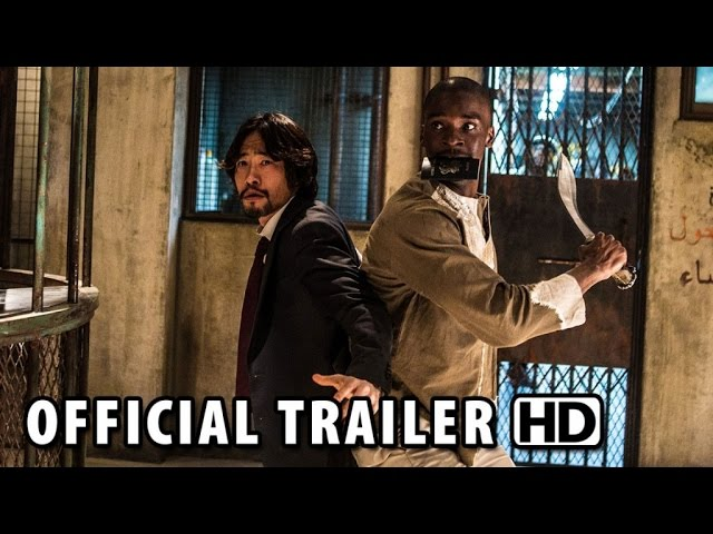 Intimate Enemies Official Trailer (2015) - Korean Action Movie HD