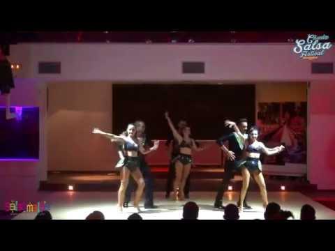 SalsaDoo Junıors Show | 2.Chania Salsa Festival