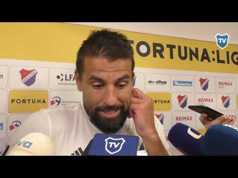 OHLASY / Milan Baroš po Spartě (0:1)