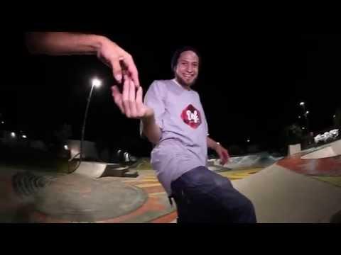 Joseph Whaanga  Picture Wheels Porirua Skatepark