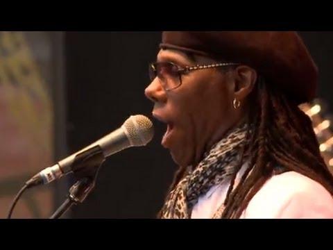 Nile Rodgers - Le Freak (feat. Chic) (Live @ Eden Sessions, 2013)