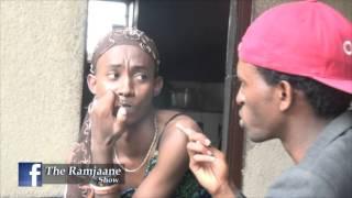 Icyuki cyanjye Ramjaane and Clapton in The Ramjaane Show (Rwanda Comedy)