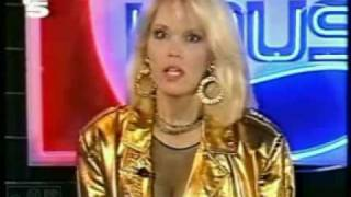 Amanda Lear - Interview (Tanzhouse)