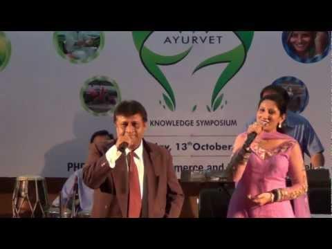 Acha Ji Main Hari Chalo Maan Jao na sung by singer Simrat Chhabra...