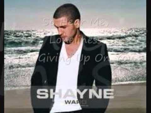 Shane Ward - Someone To Love