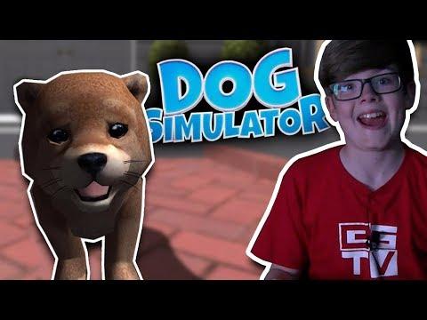 I'M A NAUGHTY PUPPY!! Dog Simulator | iPad Game