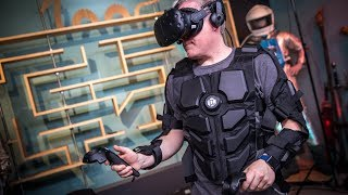 PROJECTIONS, Episode 28: Hardlight VR Haptics Suit!
