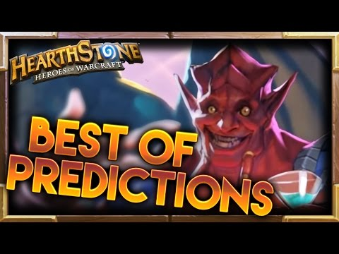Best Of Predictions | Hearthstone