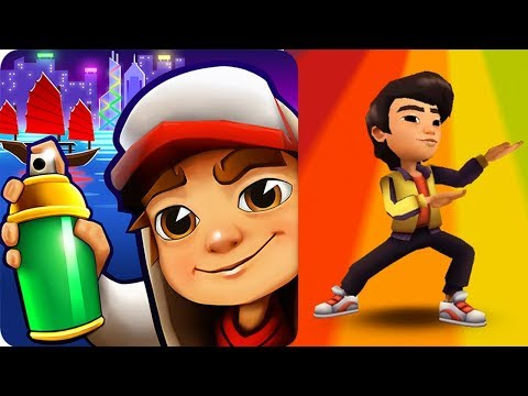 Subway Surfers World Tour 2018 - Hong Kong - New Character Brandon