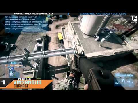 Top 20 Battlefield 3 Kills - Best Kills Ever !!