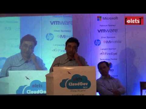 elets CloudGov 2014 - Inaugural - Cloud in Governance Acceptability and Apprehensions