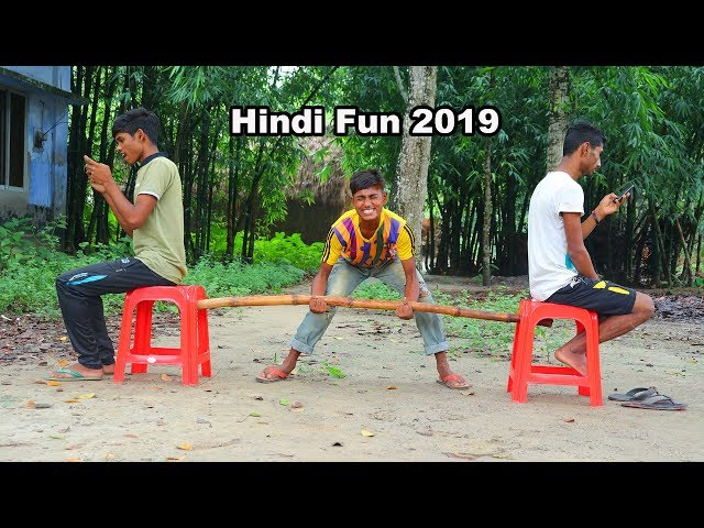Indian New funny Video😄-😅Hindi Comedy Videos 2019-Episode-38--Indian Fun || ME Tv thumbnail