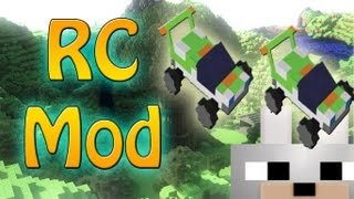 Minecraft Mods - The RC Mod 1.2.5 Review and Tutorial