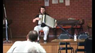 Bob Hornett at Accordion Competition - An Accordion Started To Play