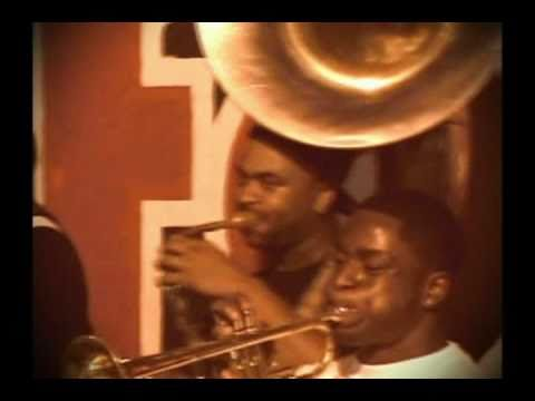 TBC Brass Band LIVE - New Orleans