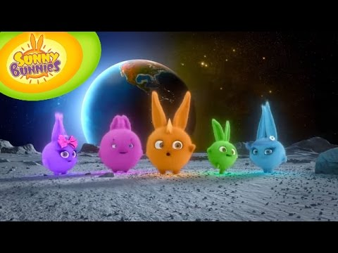Cartoons for Children   Sunny Bunnies 105 - Bunnies on the Moon (HD - Full Episode)