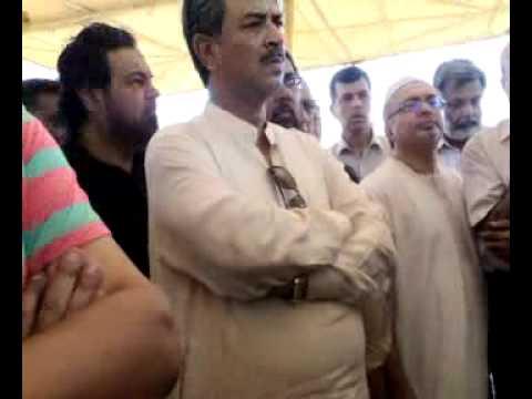 MQM kar pak cricket hanif mohammad gulshan town nazim & MNA . LocـDawood/khuchi/Dhoraji