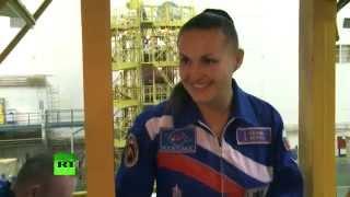 Космонавт Елена Серова будет первой россиянкой на МКС