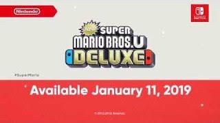 Super Mario Bros U Deluxe Reaction (Peachette)