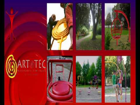 ARTOTEC products for children´s playground with [Art & Technology]