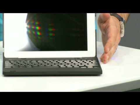 GeneralKeys Faltbare Bluetooth-Tastatur für PC, Tablet & Smartphone
