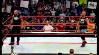 WWE RAW  'Stone Cold' Steve Austin Vs  Batista Goldberg Returns Noyabr' 2003 360