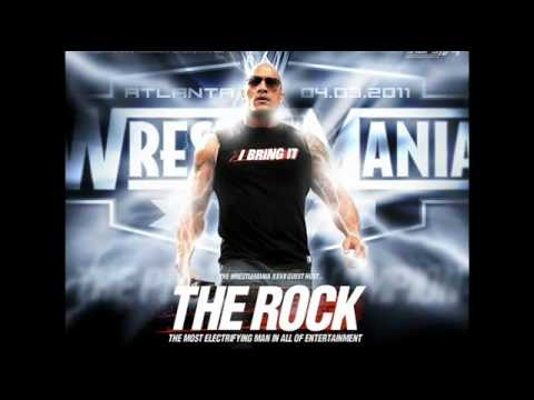 Wwe The Rock Theme Song 2013 electrifying video