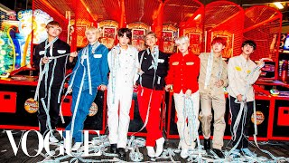 BTS Takes on L.A. | Vogue