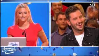 TPMP – Kelly Vedovelli : elle trouve Matthieu Delormeau beau, Maxime Guény est jaloux (Vidéo)