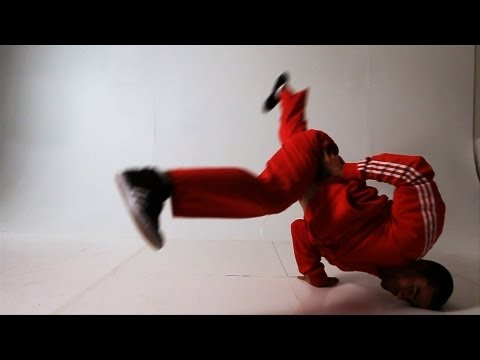Bboy Dance Moves: How to Do a One-Handed Windmill | Break Dancing