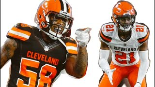 EVERY INTERCEPTION CLEVELAND BROWNS 2018-2019