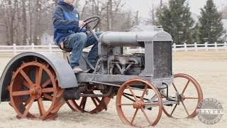 Henry Ford Built This Fordsons Tractor For His Grandchildren! Classic Tractor Fever