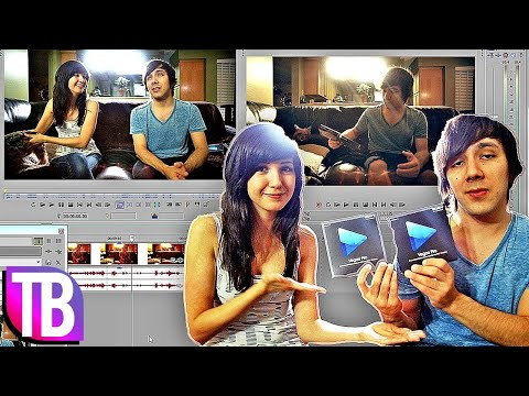 Sony Vegas Pro 12 - New Features Tutorial & Review (VEGAS PRO 12 GIVEAWAY)