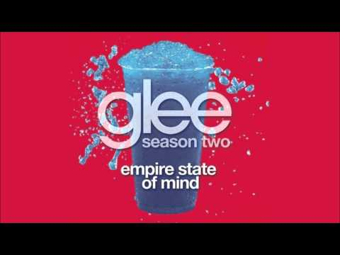 Empire State Of Mind - Glee [hd] video
