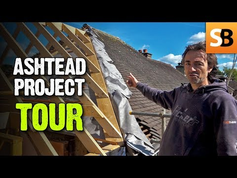 Robin's Ashtead Extension Project Tour