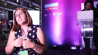 Entrevista com a professora Débora Garofalo, Top 10 Global Teacher Prize