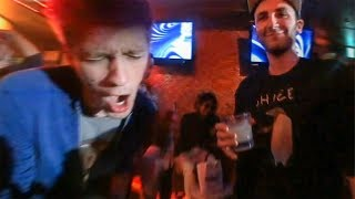 Weeb Club vs Normie Club. Karaoke w/ Becca & Hafu. Sodapoppin Misses Lethal. Japan - Day 12 (p2)