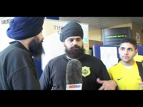 SEEQ Football: The importance of a professional Sikh Footballer