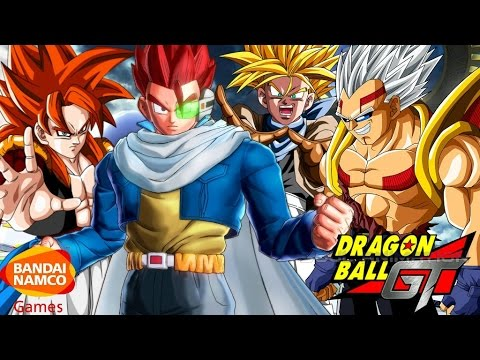 Super Saiyan God GOHAN Dragon Ball GT : Xenoverse PS4 XBOX ONE Gameplay Vegeta